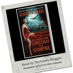 Audiobook Review: All I Want for Christmas is a Vampire by Kerrelyn Sparks