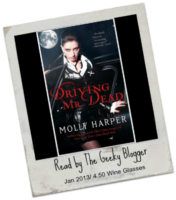 Audiobook Review: Driving Mr Dead by Molly Harper