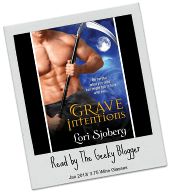 Review: Grave Intentions by Lori Sjoberg
