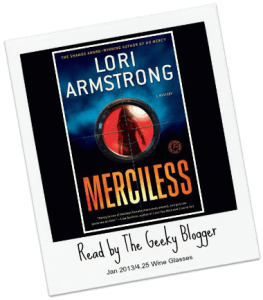 Merciless by Lori G Armstrong