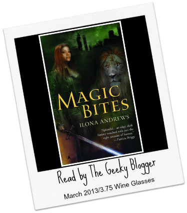 Audiobook Review:  Magic Bites (Kate Daniels #1) by Ilona Andrews