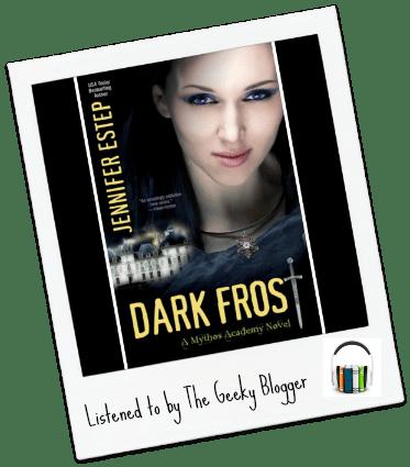 Audiobook Review: Dark Frost by Jennifer Estep