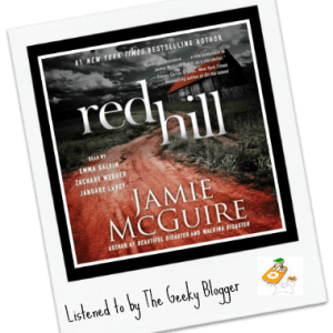 Audiobook Review: Red Hill by Jamie McGuire