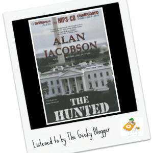 Audiobook Review: The Hunted by Alan Jacobson