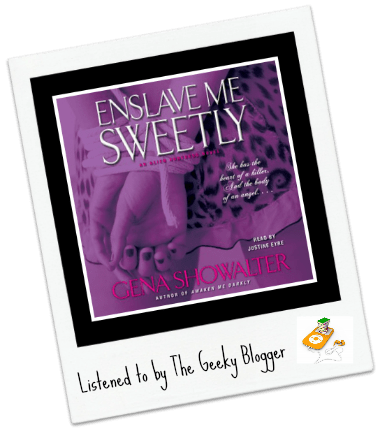 Audiobook Review: Enslave Me Sweetly by Gena Showalter