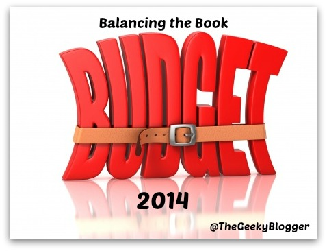 Balancing the Book Budget 2014