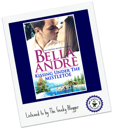 Audiobook Review: Kissing Under The Mistletoe by Bella Andre