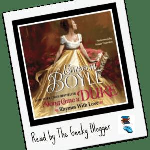 Review: Along Came a Duke by Elizabeth Boyle