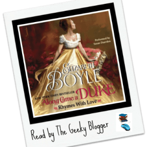 Review: Along Came a Duke by Elizabeth Boyle