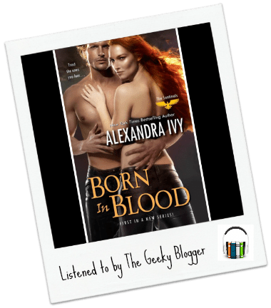 Audiobook Review: Born in Blood by Alexandra Ivy