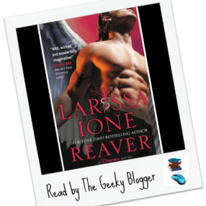 Review: Reaver by Larissa Ione