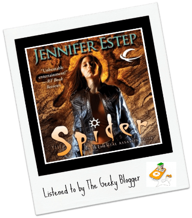 Audiobook Review: The Spider by Jennifer Estep