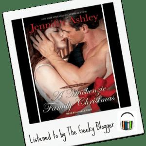 Audiobook Review: A Mackenzie Family Christmas by Jennifer Ashley