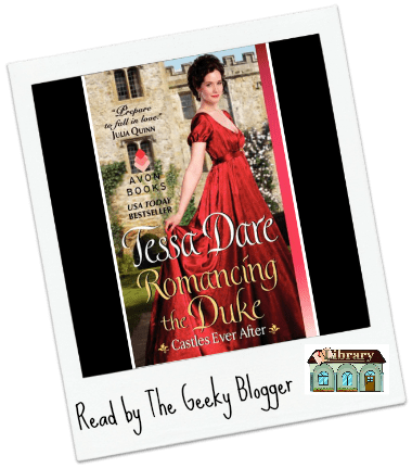 Library Book Review: Romancing the Duke by Tessa Dare