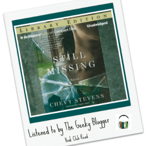 Book Club Review: Still Missing by Chevy Stevens