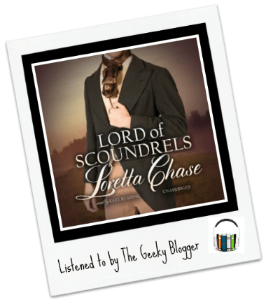 Audiobook Review: Lord of Scoundrels by Loretta Chase