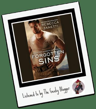 Audiobook Review: Forgotten Sins by Rebecca Zanetti