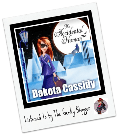 Audiobook Review: The Accidental Human by Dakota Cassidy