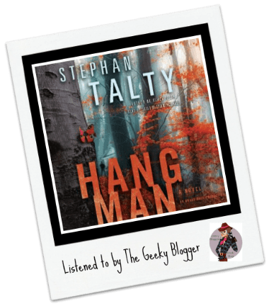 Audiobook Review: Hangman A Novel by Stephan Talty