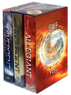 ReRead Review: Divergent Series by Veronica Roth