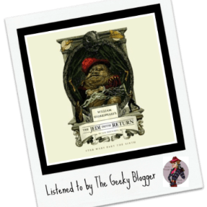 Audiobook Review: The Jedi Doth Return by Ian Doescher