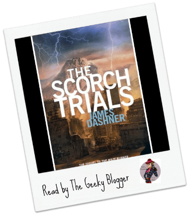Read It File It: The Scorch Trials by James Dashner