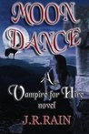 #GuestReview: Moon Dance & Vampire Moon by JR Rain @JAScribbles