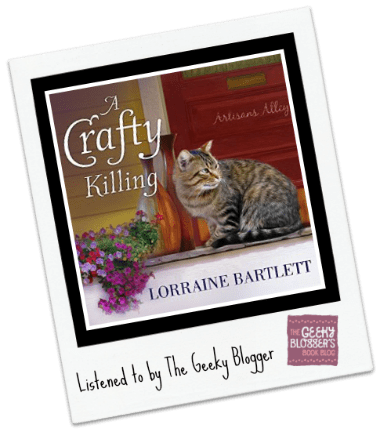 Audiobook Review: A Crafty Killing by Lorraine Bartlett