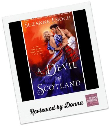 Donna's Review: A Devil in Scotland by Suzanne Enoch