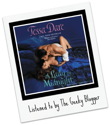 Audiobook Review:  A Lady by Midnight by Tessa Dare