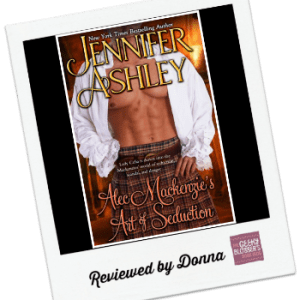 Donna's Review: Alec Mackenzie's Art of Seduction by Jennifer Ashley