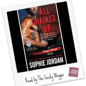 Review: All Chained Up by Sophie Jordan