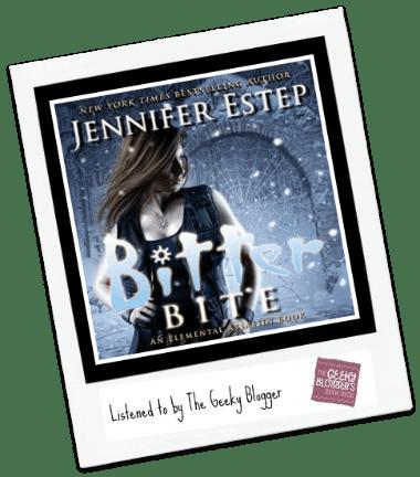 Audiobook Review: Bitter Bite by Jennifer Estep