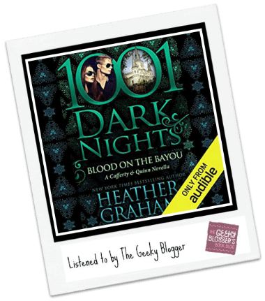 Read It Like It Share It: Blood on the Bayou by Heather Graham #LoveAudiobooks