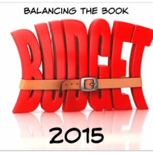 Balancing the Book Budget 2015: Came in under Budget!