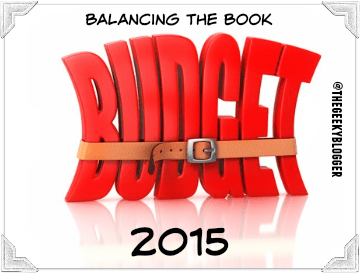 Book Budget 2015