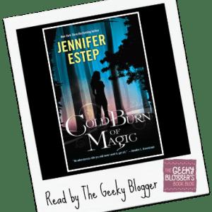 Review: Cold Burn of Magic by Jennifer Estep