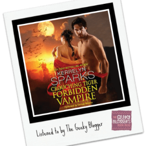 Audiobook Review: Crouching Tiger Forbidden Vampire by Kerrelyn Sparks