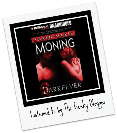 ReRead Audiobook Review: Darkfever by Karen Marie Moning