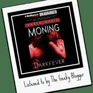ReRead Audiobook Review: Darkfever by Karen Marie Moning