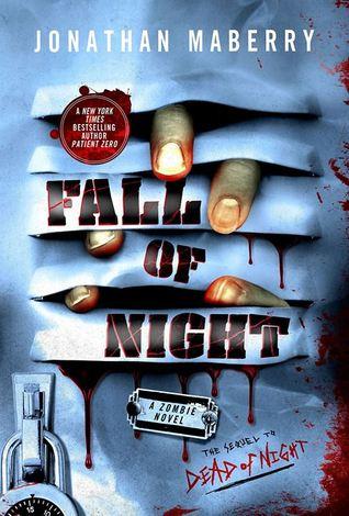 Fall Of Night by Jonathan Maberry