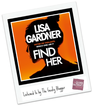Audiobook Review: Find Her by Lisa Gardner