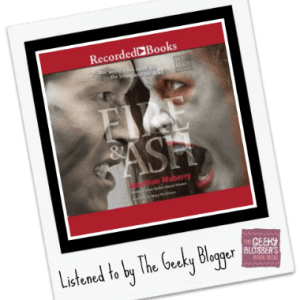 Audiobook Review: Fire & Ash by Jonathan Maberry