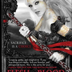 Review: Flesh and Blood by Kristen Painter