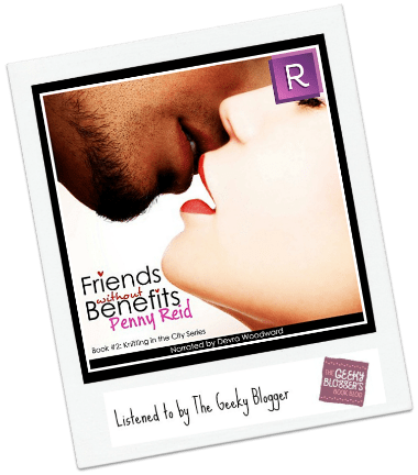 Audiobook Review: Friends without Benefits by Penny Reid