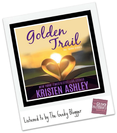Audiobook Review: Golden Trail by Kristen Ashley