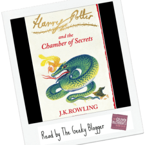 #ReRead Review: Harry Potter and the Chamber of Secrets by JK Rowling