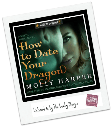 Audiobook Review: How to Date Your Dragon by Molly Harper