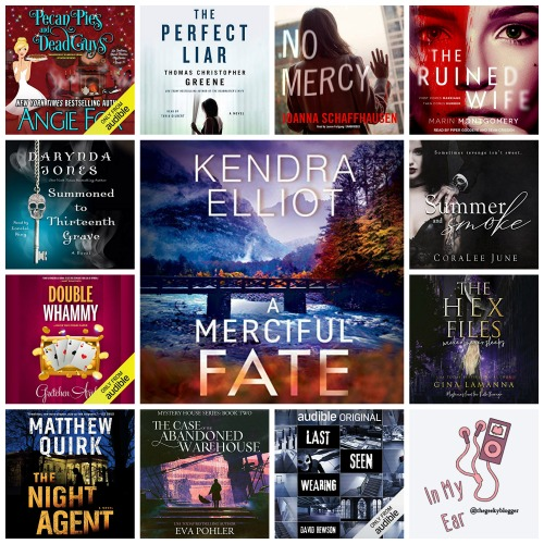 In My Ear: Audiobook Releases Jan 15 Mysteries