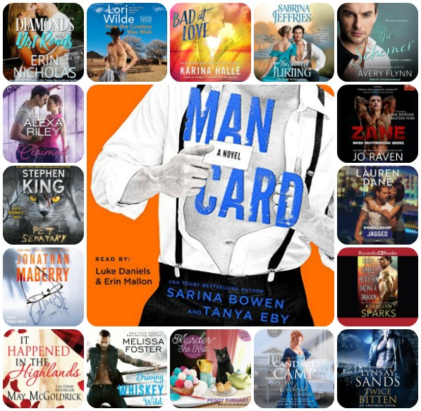 In My Ear: Audiobook Releases 3-27-28